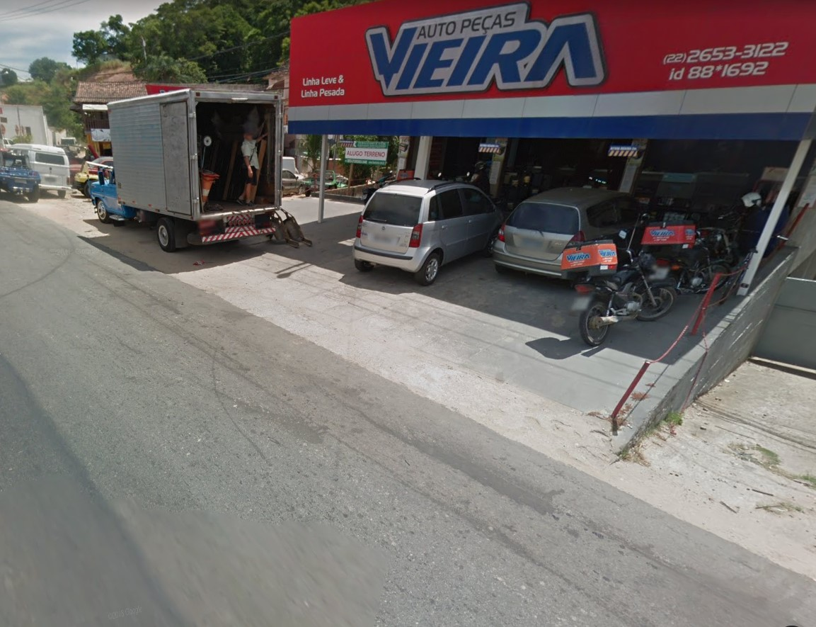 Auto Peças Vieira