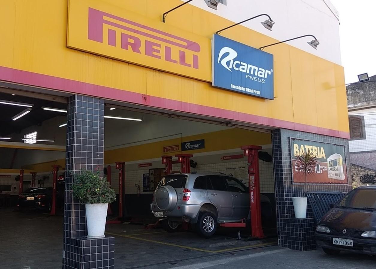 Ricamar Pneus